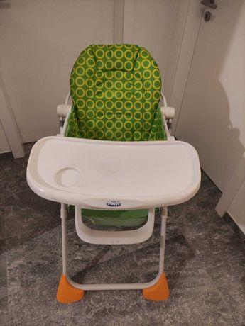 Cadeira de refeição bebé