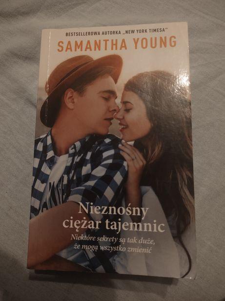 Samantha Young 'Nieznośny ciężar tajemnic'
