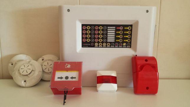 Sistema de Detecção de Incendio