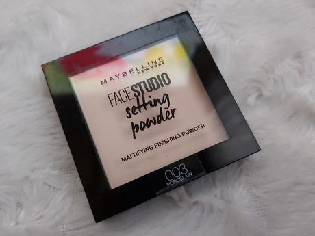 Puder maybelline facestudio