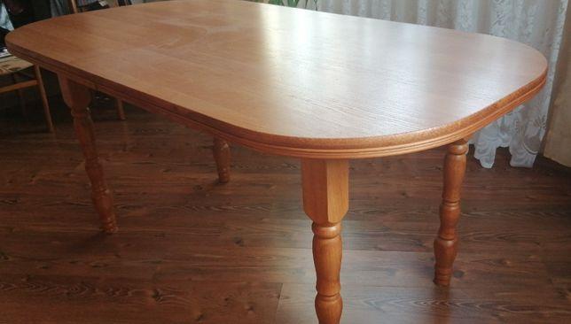 Stół rozkładany prostokątny
