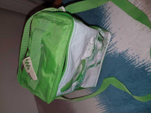 Mała torba termoizolacyjna Nowa Wymiary 20 x 15 cm wyskość 20 cm
