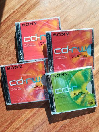 Cd's para Armazenamento Dados (SONY)