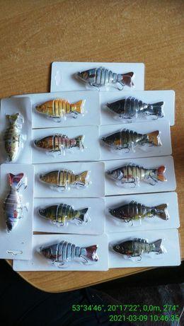 Swimbait przynęta na ryby.