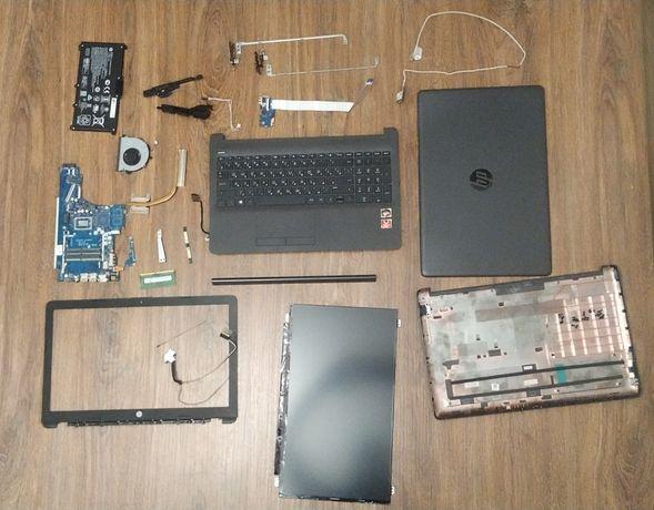 Разборка ноутбука Hp 255 G7 (72f20ea)