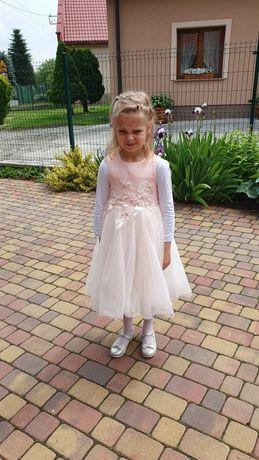 Sukienka balowa piękna 116
