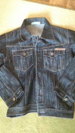 Bluza jeansowa -- kurtka
