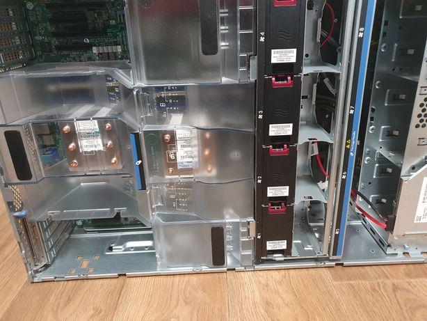 Двухпроцессорный HP ML350 2011 v3 выбор процов и памяти 2699v3 2683v3