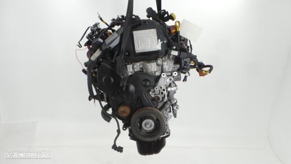 Motor Peugeot 3008 Veículo Multiuso (0U_)