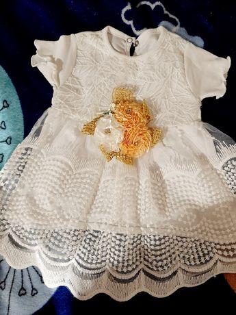 Платье детское от 0 до 1 года