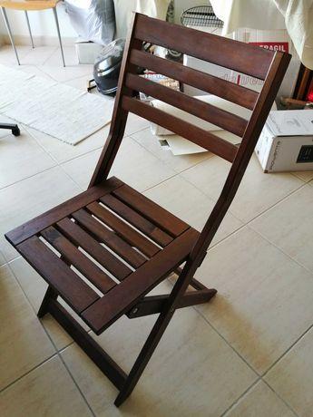 Cadeiras para exterior
