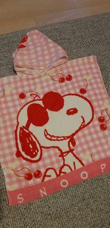 Ręcznik z kapturem Snoopy