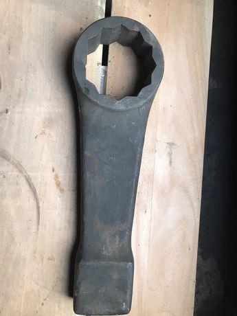 Ключ накидной ударний 75