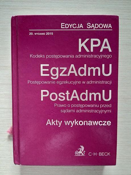 KPA-kodeks postępowania administracyjnego
