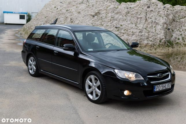 Subaru Legacy Subaru Legacy 2.0 165KM 2007r. LPG możliwa zamiana