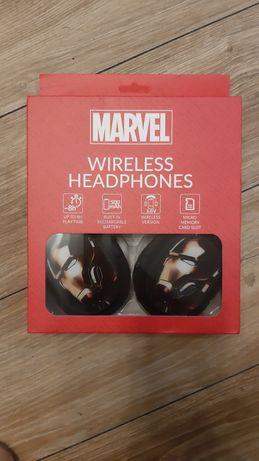 Słuchawki bezprzewodowe Marvel Iron Man