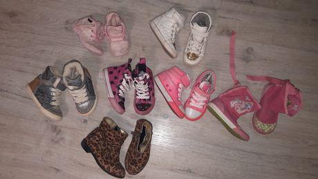 Фирменные кеди ботиночки