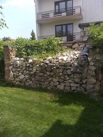 Kamień wapienny budowlany