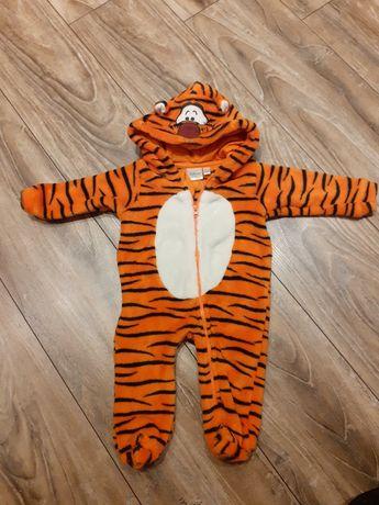 Kombinezon niemowlęcy rozmiar  62 tygrysek Disney
