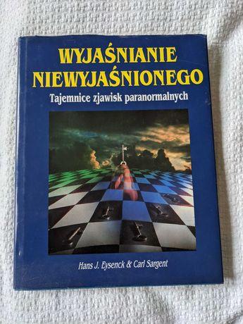 Wyjaśnianie niewyjaśnionego (Eysenck) Zjawiska paranormalne
