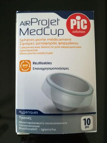 Esferas de Medicação PIC para Nebulizador