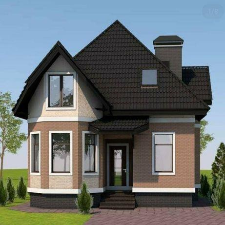Готовые проекты домов - 40грн/м2