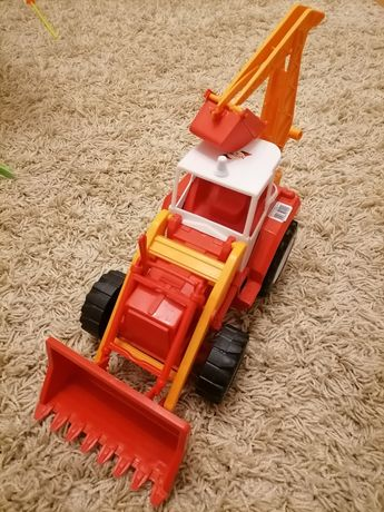 Трактор ескаватор Оріон