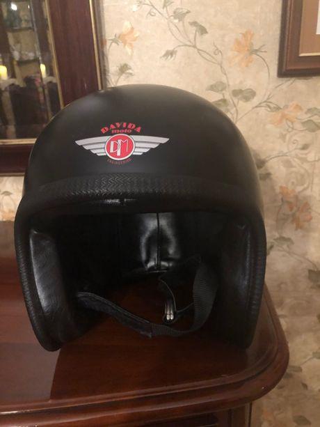 Kask motocyklowy Davida Speedster