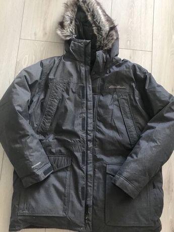 мужская куртка парка пуховик Eddie Bauer