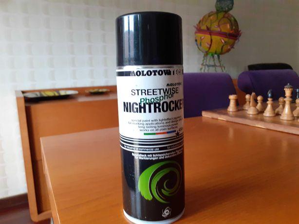 Tinta Phosphor da MOLOTOW