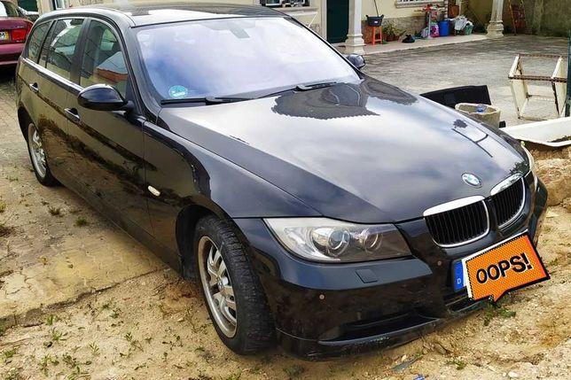 BMW E91 320D M47 163CV 2007 (SO VENDO PEÇAS)