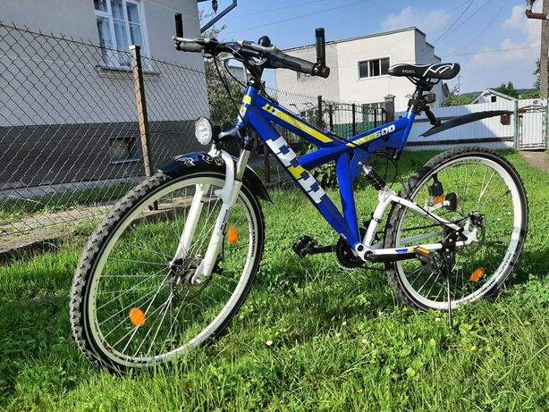 """Велосипед HILL 600 НОВИЙ колеса 28"""" ровер вело з Німеччини"""