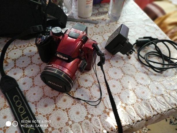 Nikon Coolpix P510 16мп Зум 42х Full HD