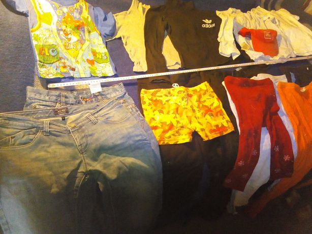 Набор детско-подростковой одежды