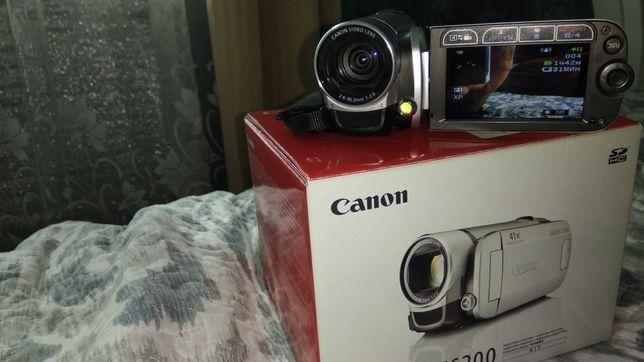 Canon legria fs 200