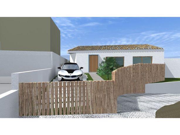 Moradia térrea com 150 m2 na localidade de Fonte Santa, L...