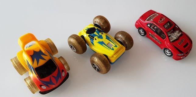 Samochody z napędem, auta