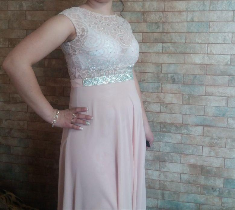 Сукня жіноча ніжно рожевого кольору Винница - изображение 1
