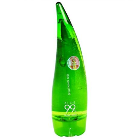Увлажняющий гель алое holika holika soothing gel 99% 250 мл