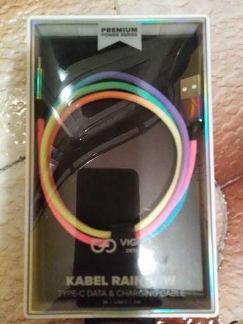 Kabel USB-C nowy