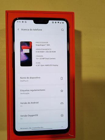 OnePlus 6 - ROM:256GB/ RAM:8GB
