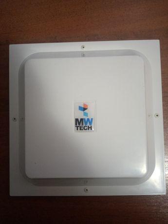 Антенна планшетная Квадрат 3G/4G/LTE MIMO 2×15 dbi 1700-2700МГц