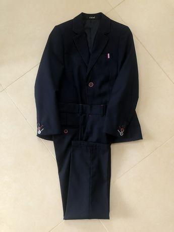 Школьный костюм рост 128-134
