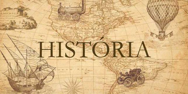 Preparação para  exame História A (10º/11º/12º)