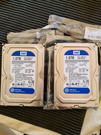 """Disco rígido Western Digital Blue 1TB 3.5"""""""