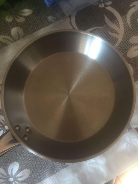 Сковорідка Benson 26 см із нержавіючої сталі!