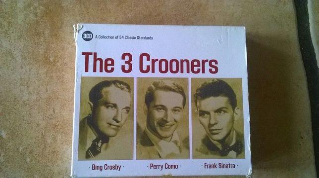 Sinatra,Crosby,Como -3CD