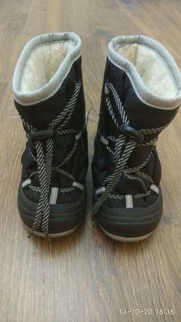 Demar черевики (сапожки), 20-21 розмір