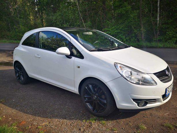 Opel Corsa Black &White. Cosmo