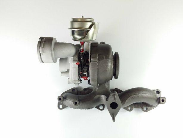 Turbosprężarka Vw Audi Seat Skoda 2.0 TDI 140KM bkd,bmm,azu,bkp,bma[